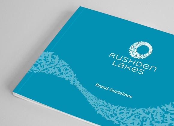Rushden Lakes Branding
