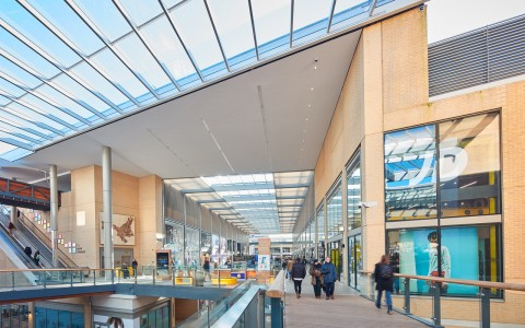Westgate Oxford wins Commercial Project at the BCI Awards