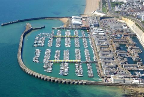 Brighton Marina: Regeneration Scheme Begins