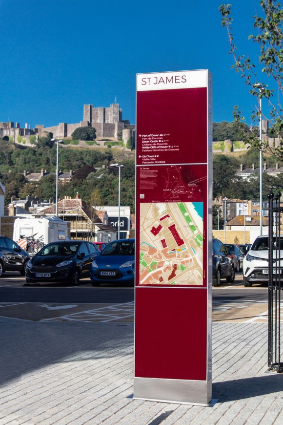 St James Wayfinding