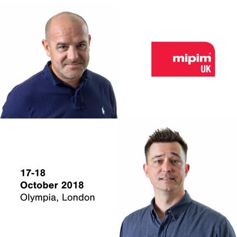 Meet us at MIPIM London!