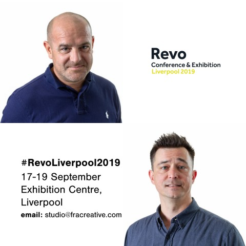 Meet us at REVO Liverpool!